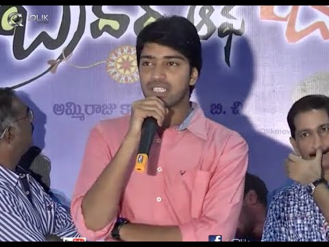 Brother-Of-Bommali-1st-Look-Launch---Allari-Naresh--Monal-Gajjar--Karthika