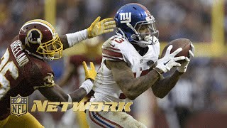 "Odell Beckham Jr. Breaks Down ""The One Handed Catch, Part Two""