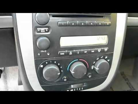 2006 Pontiac Montana SV6 - San Marcos Toyota - YouTube