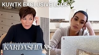 Kardashian Family Struggles to Adjust to Quarantine (Exclusive) | KUWTK Exclusive Look | E!