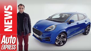 New Ford Puma revealed - yes, it's an SUV