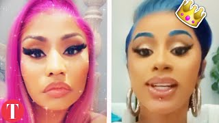 Nicki Minaj Is No Longer The Queen Of Rap