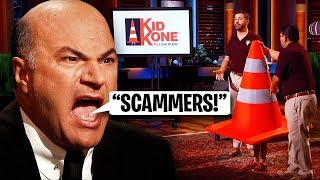 10 Deals That Were COMPLETE SCAMS On Shark Tank!
