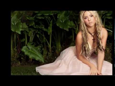 Shakira Si Te Vas (Letra)