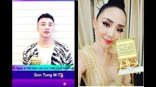 MAMA 2017 gây tranh cãi giữa 2 giải thưởng của Tóc Tiên và Sơn Tùng tại [tin tức trong ngày]