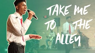 Take Me to the Alley (Donovan Rogers Cover) Gregory Porter