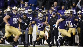 Football: Washington runs wild over Washington State in 110th Apple Cup