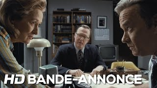 Pentagon papers :  bande-annonce VF