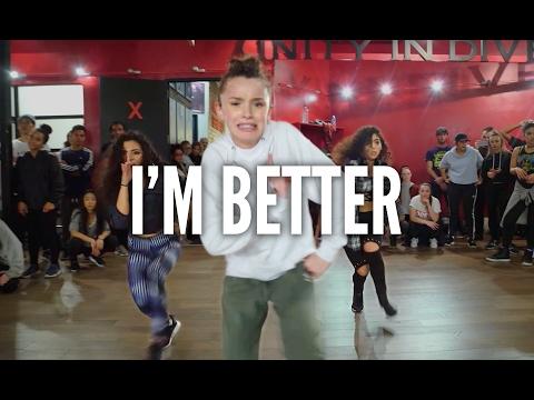 MISSY ELLIOTT - I'm Better   Kyle Hanagami Choreography