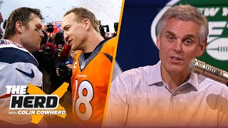 Brady is to Bucs what Peyton was to Broncos, don't blame Gase for Jets' problems | NFL | THE HERD