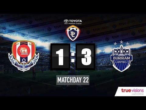 Buriram United vs Navy Football