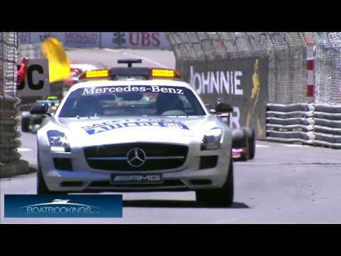 Monaco Grand Prix Highlights from Boatbookings!
