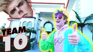 PRETENDING TO BE JAKE PAUL FOR A DAY!