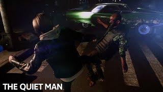 THE QUIET MAN - Combat Gameplay Footage