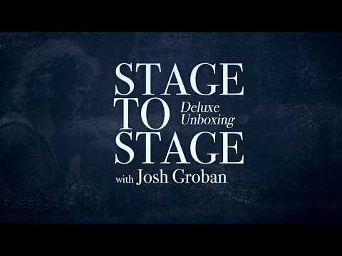 Josh Groban - Stage To Stage, My Journey To Broadway (Book Unboxing)