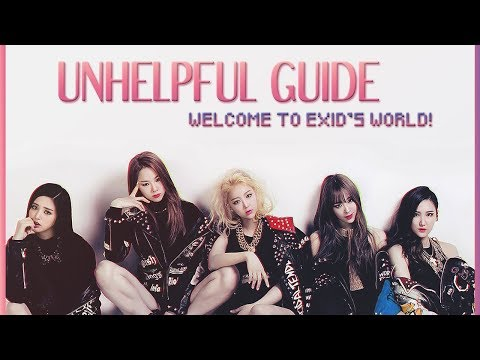 An Unhelpful Guide To EXID