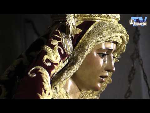 Besamanos de la Virgen de la Amargura