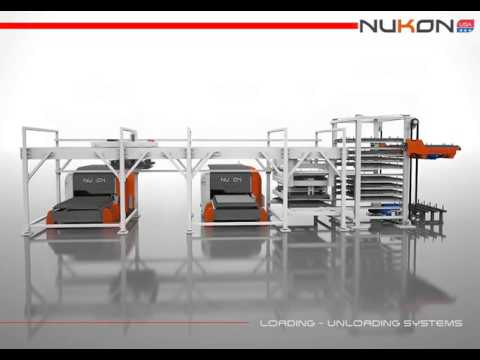 Sheet Loading -Unloading System Nukon