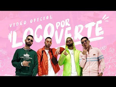 Justin Quiles, Lenny Tavarez & Los Hitmen - Loco Por Verte | (Video Oficial)