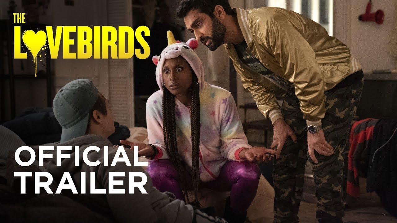 Trailer de The Lovebirds