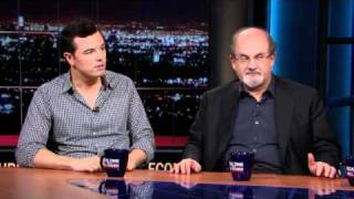 Seth MacFarlane and Salman Rushdie on Israel