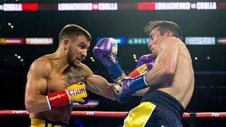 Vasyl Lomachenko vs  Anthony Crolla Full Fight HD