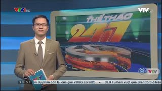 VTV Đưa Tin Box Gaming Giành Top 2 Cho Việt Nam Tại PMWL 2020 East