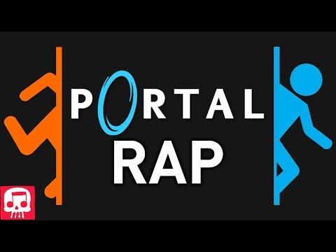 PORTAL RAP by JT Music (feat. Andrea Kaden) -