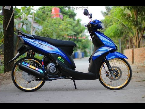Motor Trend Modifikasi Video Modifikasi Motor Yamaha Mio Soul
