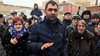 Жителей центральных улиц Дербента выселяют в промзону