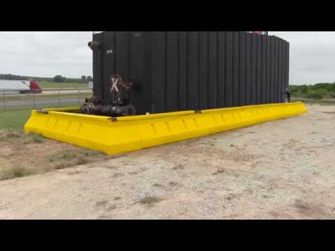 UltraTech Spill Containment System Installs Quickly and Can Protect Against Spills of More than 80,000 gallons