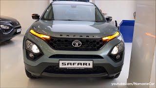Tata Safari Adventure Persona XZA+ 2021- ₹21 lakh | Real-life review