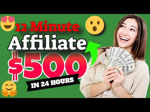 12 Minute Affiliate Full Review