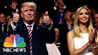 Trump Pardons Do Not Include Family Or Attorney Rudy Giuliani   NBC News NOW