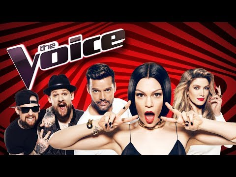 Top 9 Blind Audition (The Voice around the world II)(REUPLOAD)