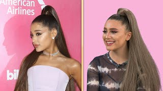 Ariana Grande's TikTok Look-Alike Paige Niemann Shares Their DMs! (Exclusive)
