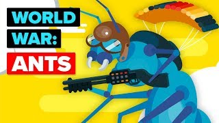 Why You Wouldn't Survive A Town Full of Ants