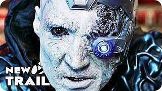 Bleeding Steel Trailer 2 (2017) Jackie Chan Sci-Fi Movie