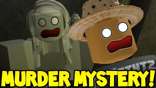 how to get ghost murder mystery roblox