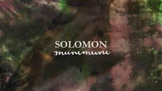 Munimuni - Solomon (feat. Clara Benin   Official Lyric Video)
