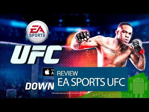 Análisis EA Sports UFC, el mejor juego de lucha para Android