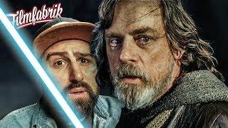 STAR WARS VIII: DIE LETZTEN JEDI | Kritik & Review | 2017 - mit Mark Hamill & Carrie Fisher