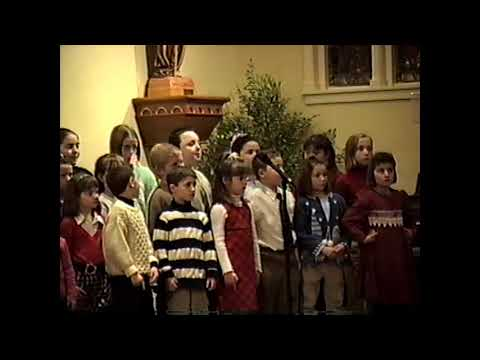 St. Patrick's Christmas Eve Mass  12-24-04