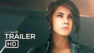 CONTROL Official Trailer (E3 2018) NEW PS4 Game HD