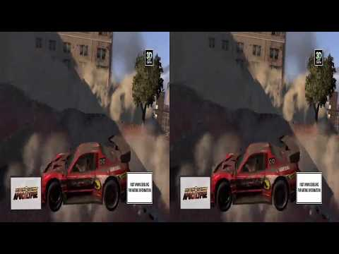 Sony - 3D Games - Side by Side | gameplay