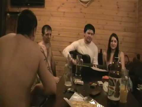 Евгений Осин - Качка (кавер-версия под гитару)