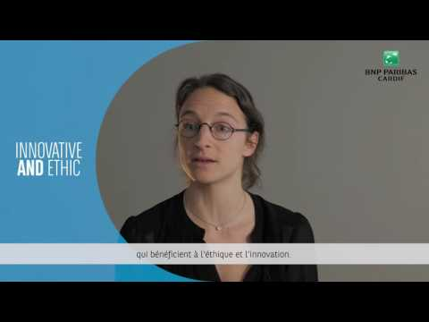 Innovation and CSR at BNP Paribas Cardif - Career #1