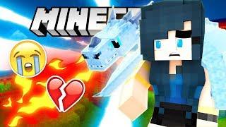 LEGENDARY ICE DRAGON ATTACKS! | Krewcraft Minecraft Survival | Episode 16