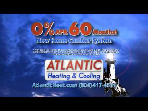 Heating and Cooling System 0% Financing