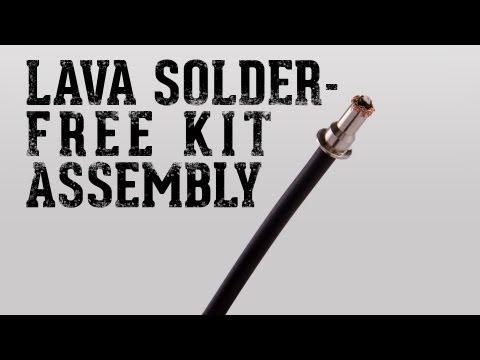 Solderless Pedal Board Kit Assembly